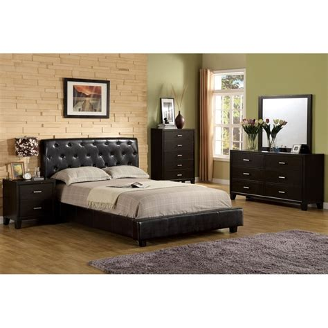 a america bedroom furniture furniture of america naylor 4 piece queen bedroom set in
