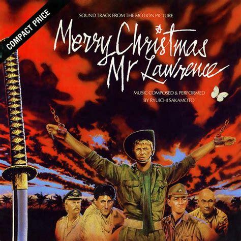 soundtrack merry christmas  lawrence bonus ryuichi sakamoto  saundtrek