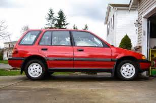 1989 honda civic wagon 4wd for sale 4x4 cars