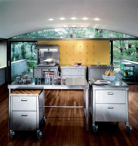 mobile kitchen download 130 kitchen carts mobile kitchen units from alpes inox architonic