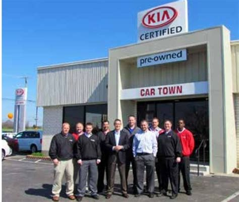 Cartown Kia In Nicholasville Ky Car Town Kia Usa Dealerships 3120 Rd