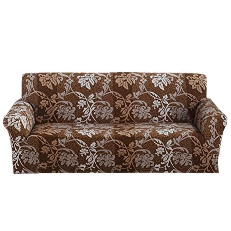 55 inch loveseat save 44 anjuren 1 piece printed stretch slipcover soft