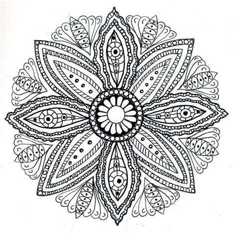 mandala images coloring pages free coloring pages of mandalas