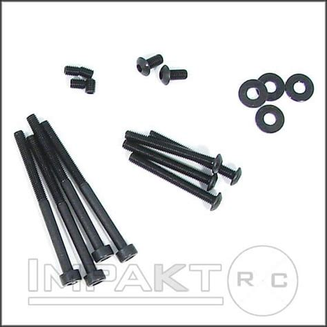 Tekno Rc Sway Bar Kit Revo Tkr1013 tkr1013hw sway bar kit for revo hardware only e 2 5
