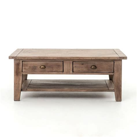 1000 ideas about rustic coffee tables on