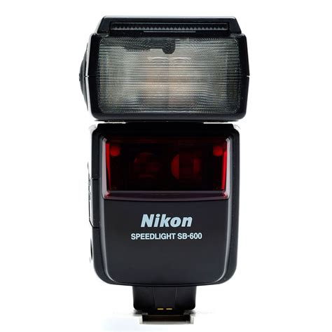 nikon sb 600 hotshoe speedlight flash boxed ebay