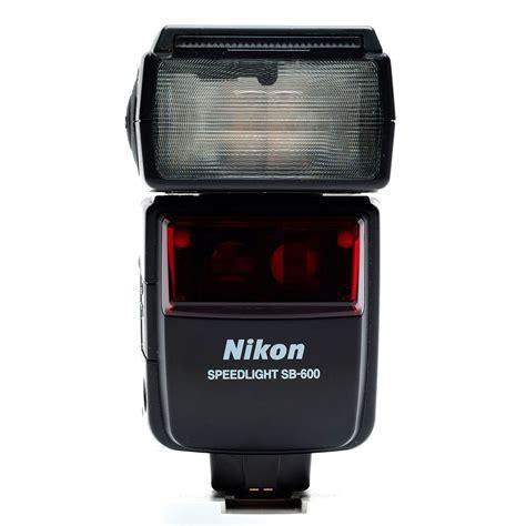 nikon sb 600 hotshoe speedlight flash boxed ebay