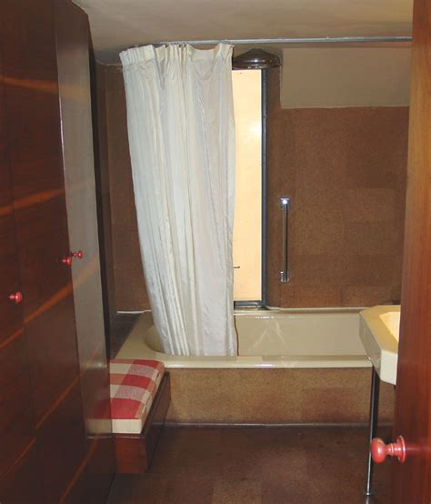lloyds bathrooms interior of fallingwater a frank lloyd wright designed home in pennsylvania travel