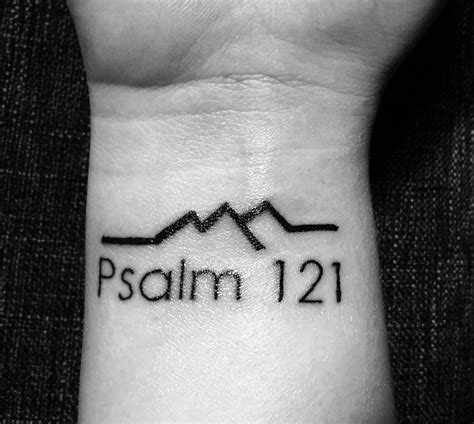 psalm tattoos psalm 121 my favorite bible verse psalm 121 a song