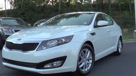 kia optima lx youtube