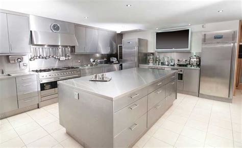 Edelstahl arbeitsplatte küche wunderschöne fotos für
