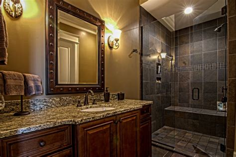 black granite countertops in bathroom 21 granite bathroom countertop designs ideas plans