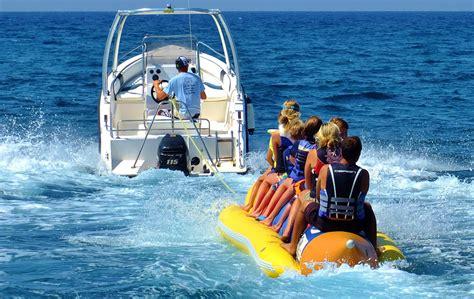 boats and watersports anassa watersports