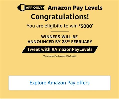 amazon pay all answers amazon pay levels quiz answers 60 winners
