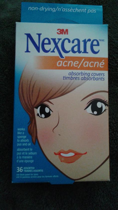 Acne Cover Nexcare Nexcare Acne Absorbing Cover Reviews In Misc Chickadvisor