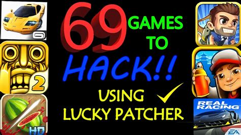 mod game with lucky patcher lucky patcher no root step wise usage guide lucky