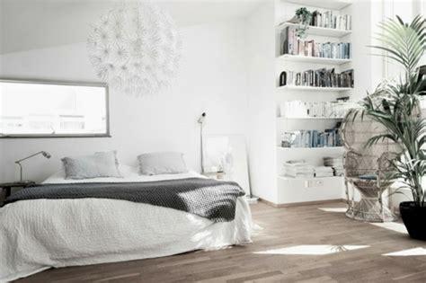schlafzimmer nordisch einrichten skandinavisch wohnen in 100 bilder archzine net