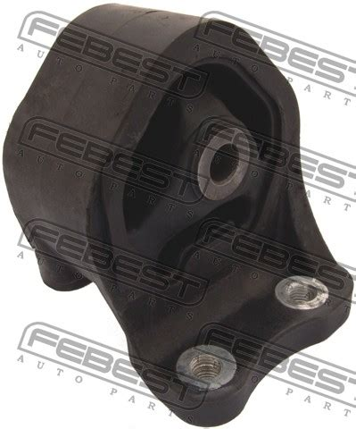Engine Mounting Crvstream Mt 50810 S7d 003 50810 s7d 003 rear engine mount at febest hm 004 one year warranty