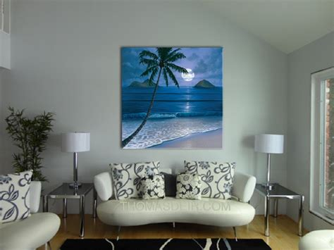 in the living room paintings for the living room wall hawaii artist