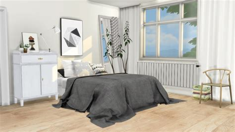 sims  blog bed blanket pillows  decorative clothing  mxims