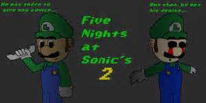 Five nights at sonic s 2 by the fnasonic s dev team on game jolt