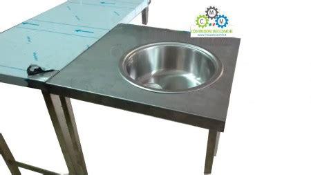 lavelli inox industriali arredamento inox risto food c m m costruzioni meccaniche