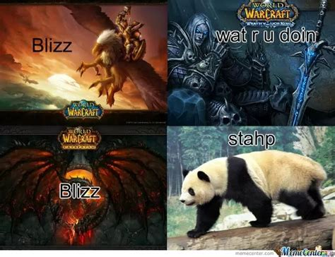 Warcraft Meme - the ultimate collection of world of warcraft memes