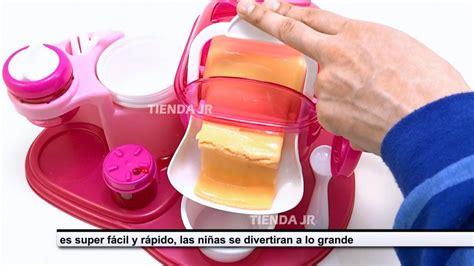 juegos de cocina para hacer helados maquina de hacer helados de verdad heladeria de juguete