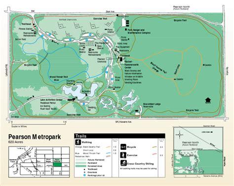 map of oregon ohio pearson metropark map pearson park oregon oh mappery