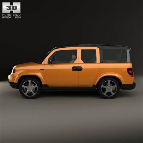auto body repair training 2008 honda element electronic valve timing honda element ex 2008 3d model hum3d