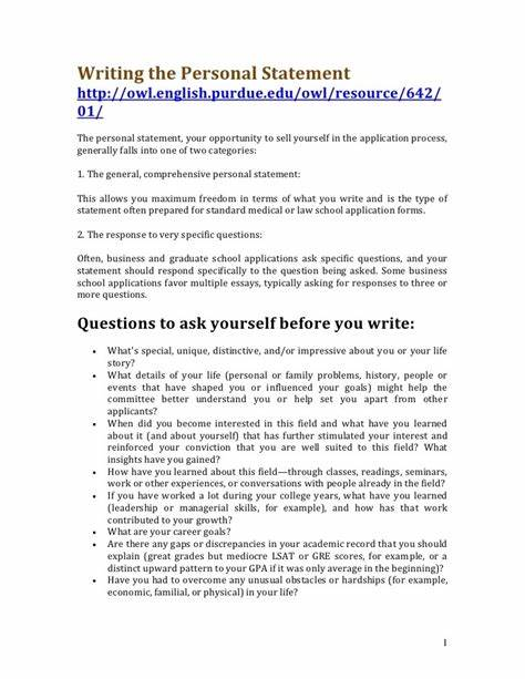 top essay writing personal statement for visa - Cover Letter Sample Helpful Tips