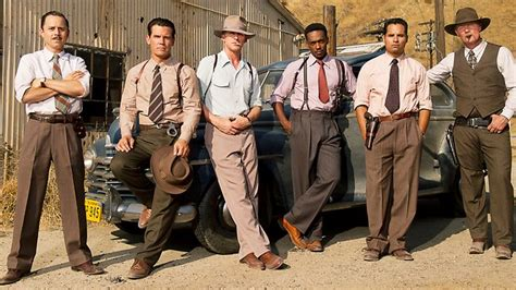 film gangster squad 2013 gangster squad big guns all firing dailytelegraph com au