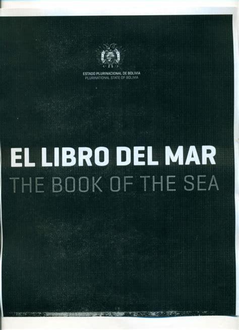 libro el mar dels tradors libro del mar bolivia