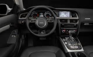 audi s5 2014 coupe interior