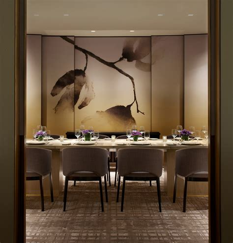 Peninsula Dining Room by Peninsula New York Nuvo