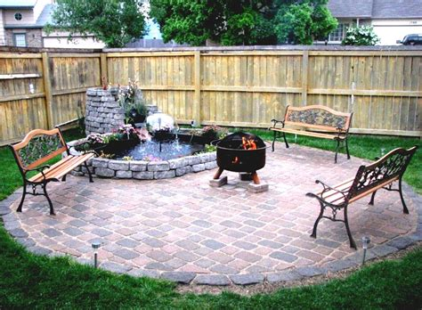 Simple Backyard Fire Pit Designs Pictures To Pin On Backyard Pits Designs