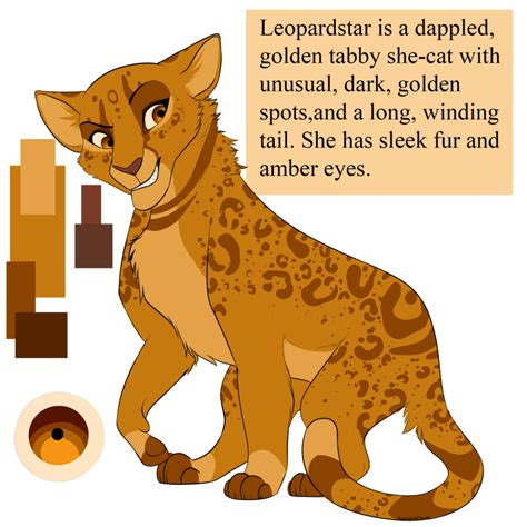 the golden fur books leopardstar by purespiritflower on deviantart