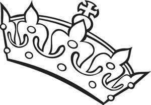 king and queen crowns clipart free images 2 clipartbarn
