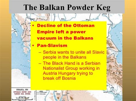what caused the decline of the ottoman empire lecture on wwi causes