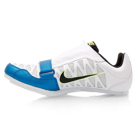 jump shoes nike zoom lj 4 unisex jump shoes white black blue