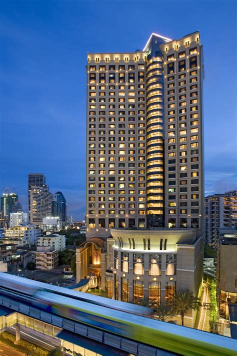 sheraton grande sukhumvit  luxury collection hotel