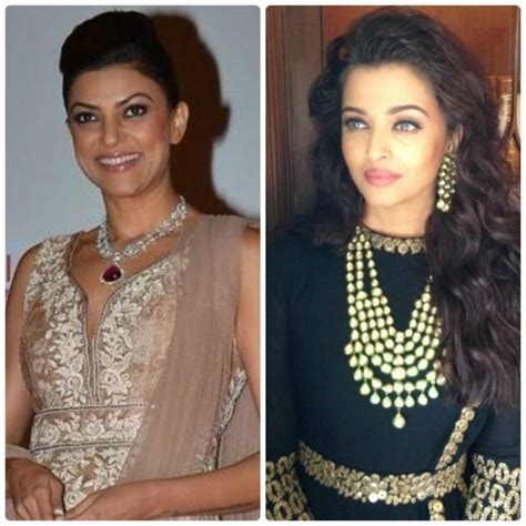 sushmita sen latest interview aishwarya i am looking forward to working with you