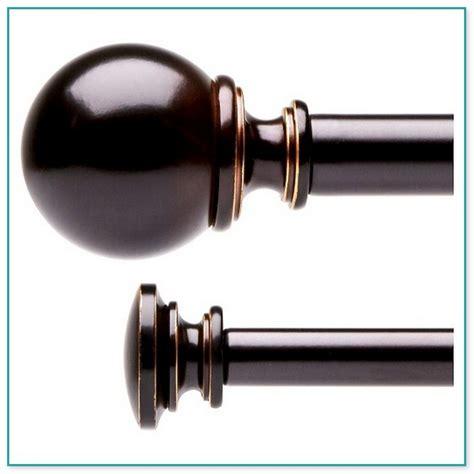 180 inch curtain rod adjustable curtain rod brackets