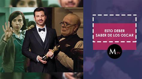Estos Los Nominados Al Oscar 2018 Revista Cocktail Esto Es Lo Que Necesitas Saber Antes De Ver Los Oscar