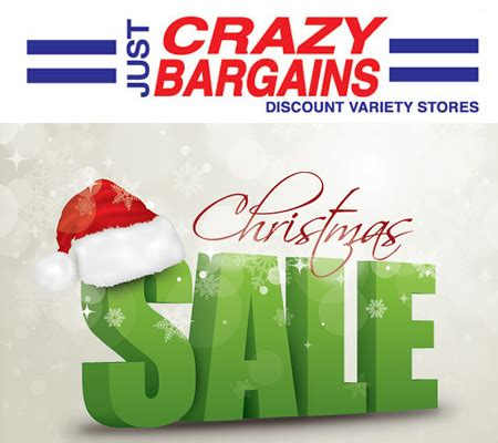just crazy bargains christmas sale springwood shopping mall
