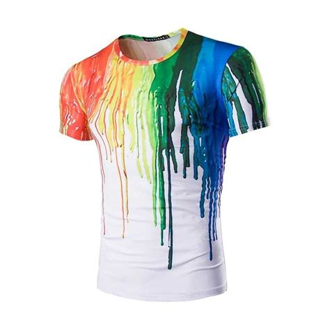 different color shirt in aliexpress buy different colors of paint 3d
