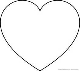 Kostenlose Vorlage Herz Ausmalbilder Herz Ausmalbilder Ausmalbilder Herzchen Und Herz Ausmalbild