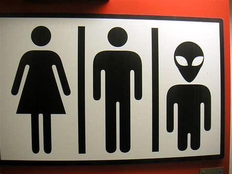uni bathroom signs uni race restroom sign flickr photo sharing