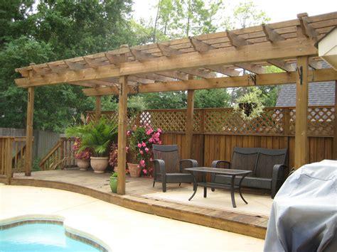 Deck Builder Garden Structures Pergolas Arbors Garden Pergolas And Arbors
