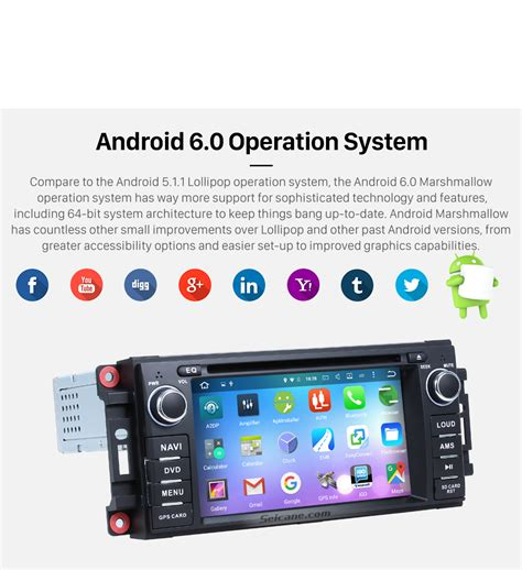 operation android oem android 6 0 capacitive touch screen satellite
